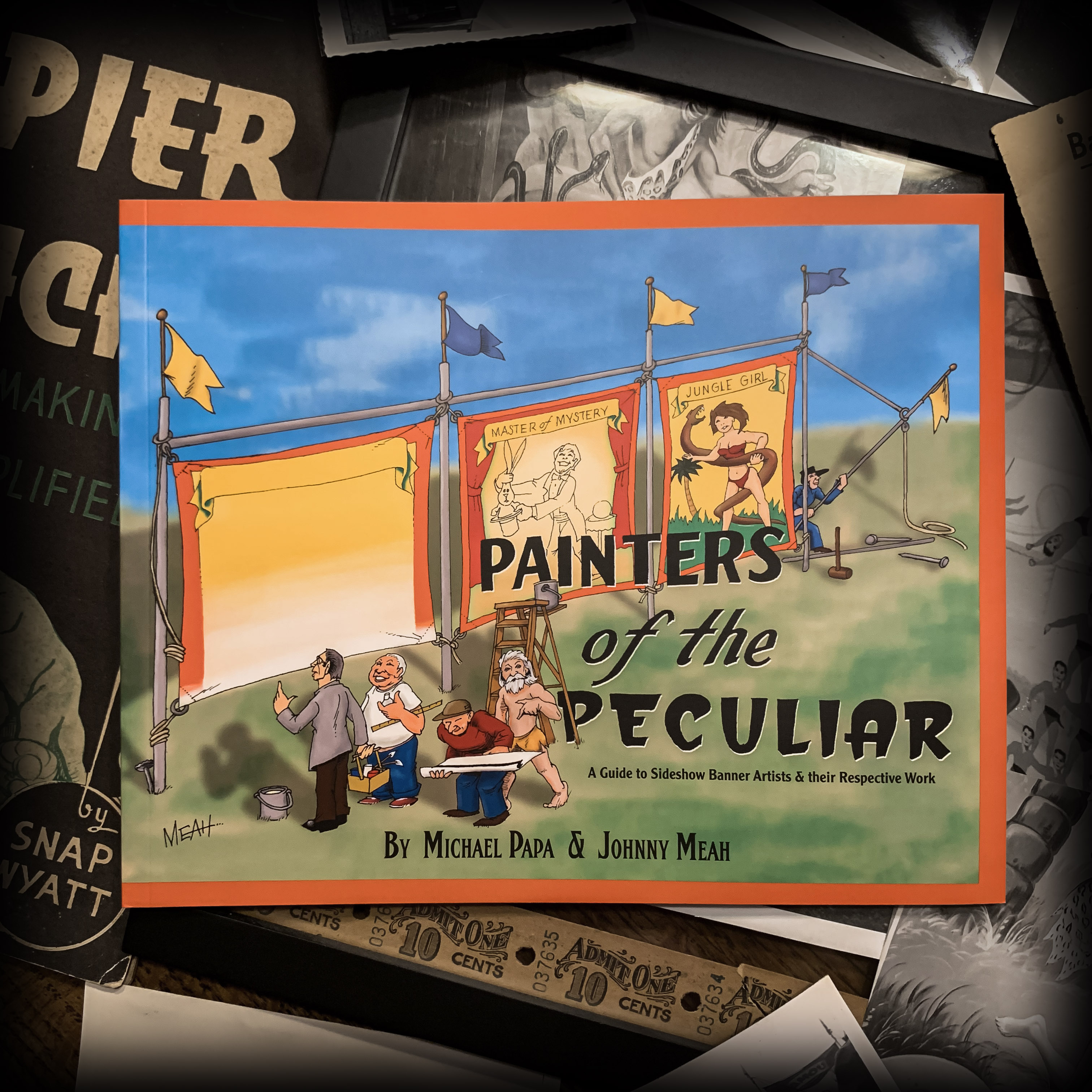 Painters of the Peculiar, Available now!!