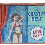 The Chastity Belt Sideshow Banner For Sale